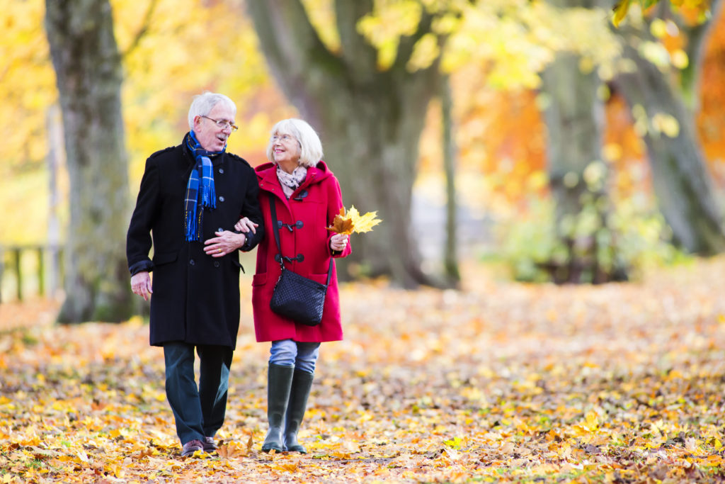 Tips for keeping healthy and happy in Autumn & Winter
