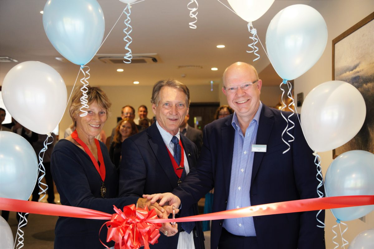 Platinum Skies launch - A new beginning with Esprit in Poole