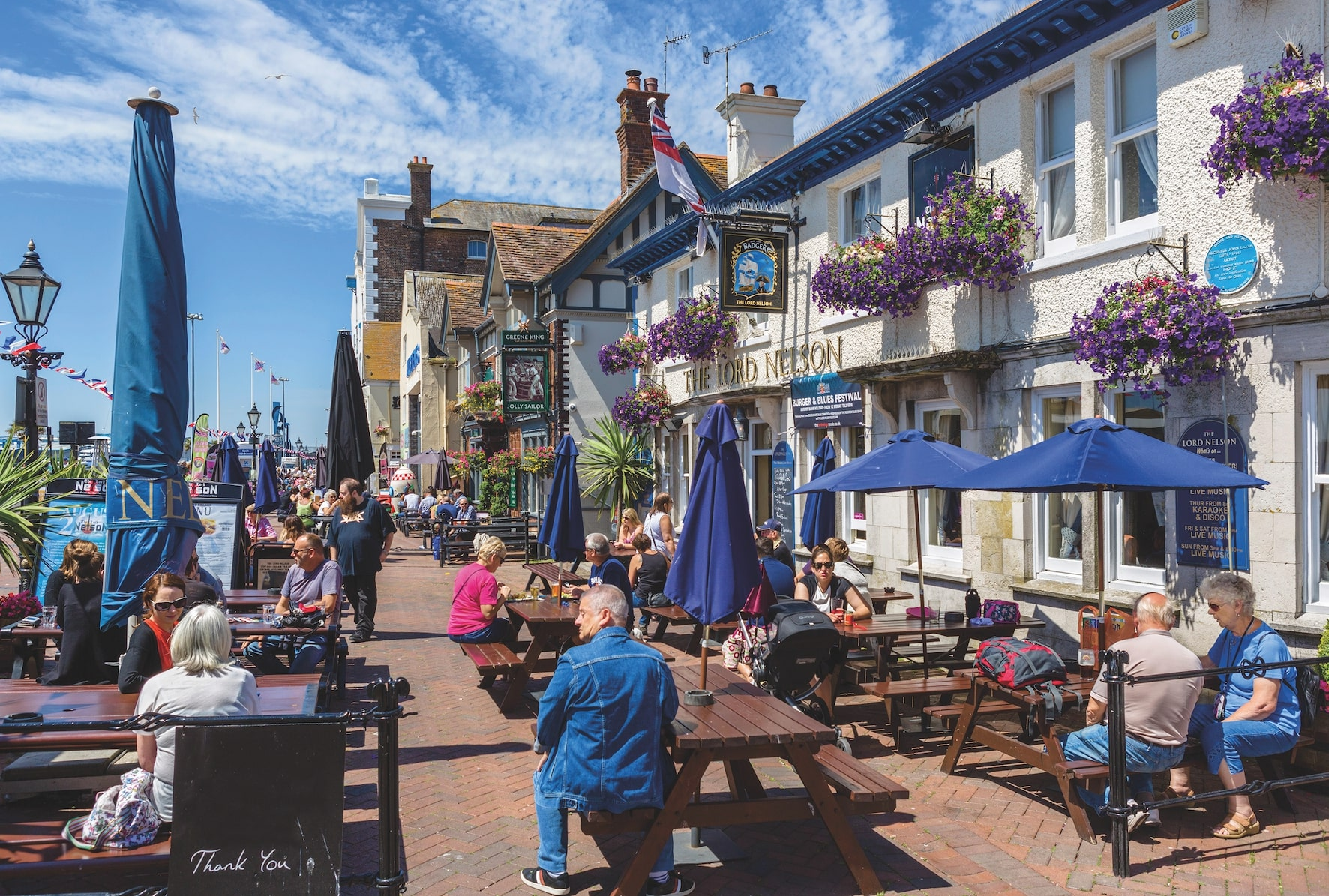 Grandparents to the rescue! - Our summer pick of the best activities to enjoy in Poole this summer
