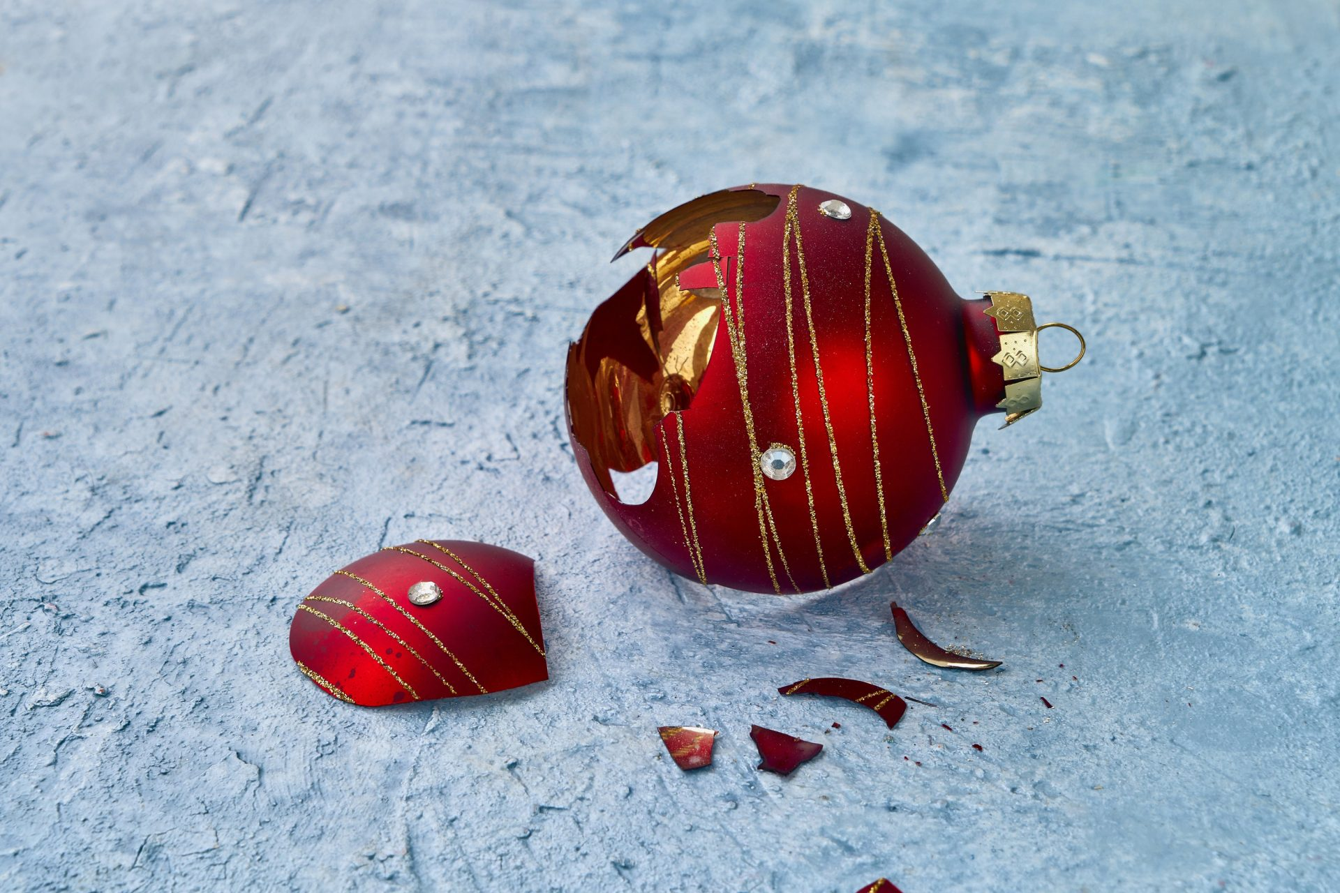 Don't let accidents ruin your Christmas: six common festive mishaps and how to treat them