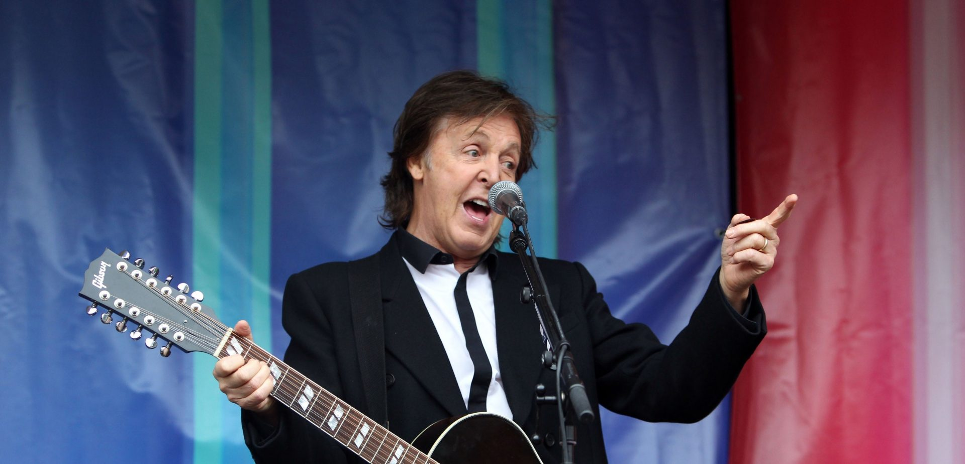 Sir Paul McCartney reveals he has a 'secret' Christmas album for his family