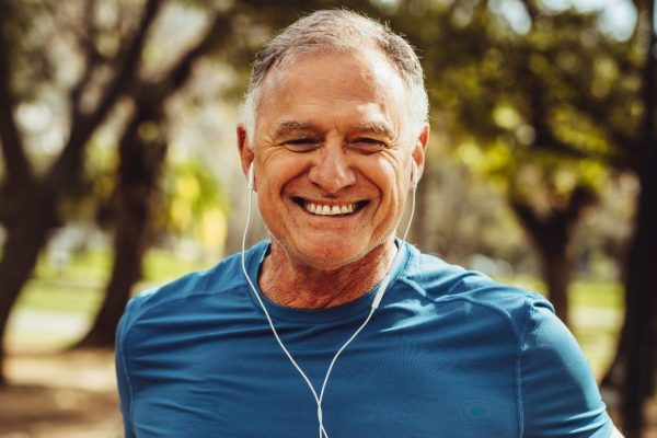 How much exercise should you be doing over the age of 50?