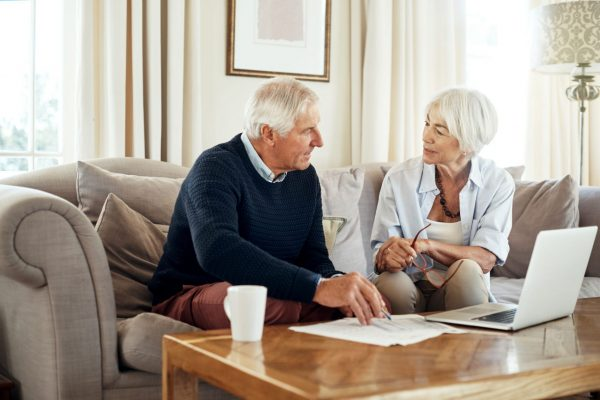 Things to consider when downsizing in retirement