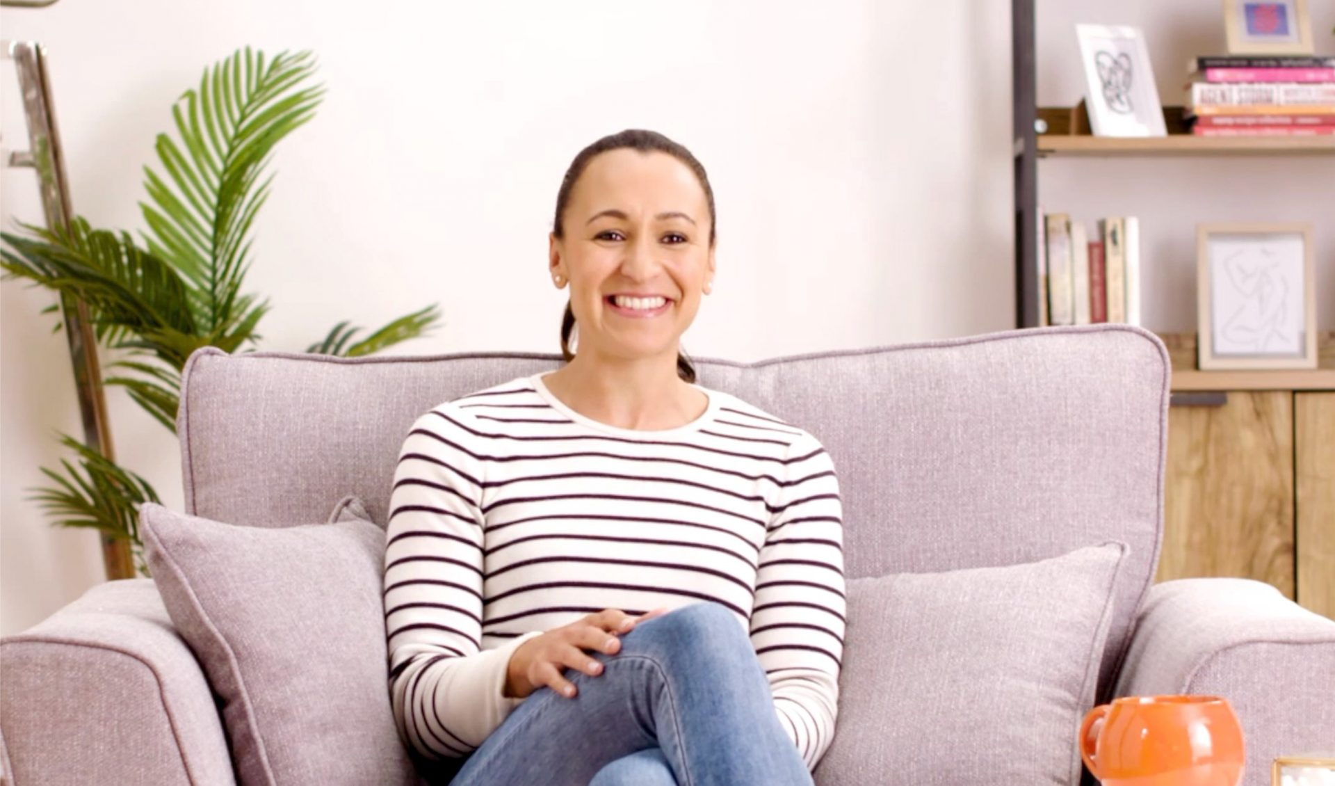 Five minutes with Dame Jessica Ennis-Hill – on balance, pre-bed meditation and maintaining fitness