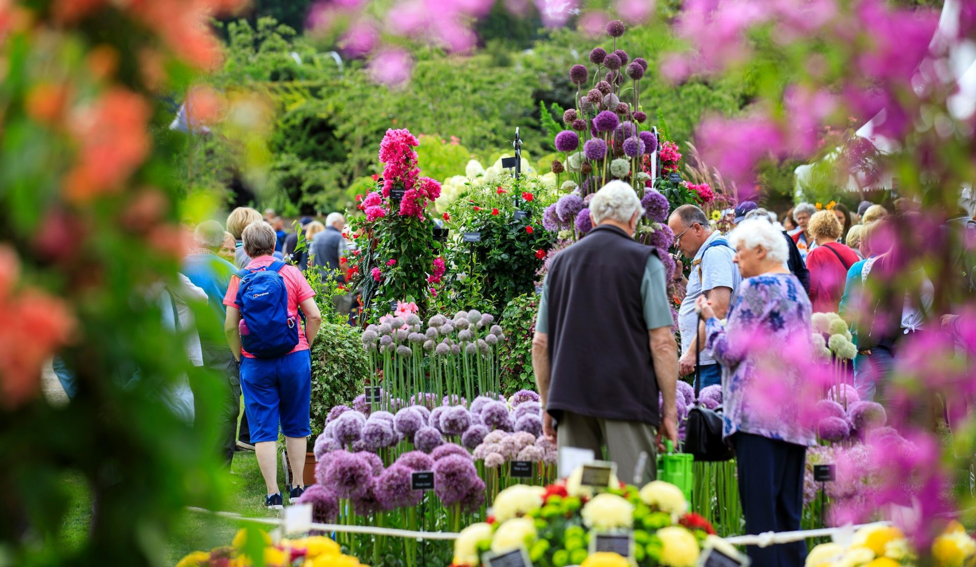 These are the best garden shows and festivals to visit in 2020
