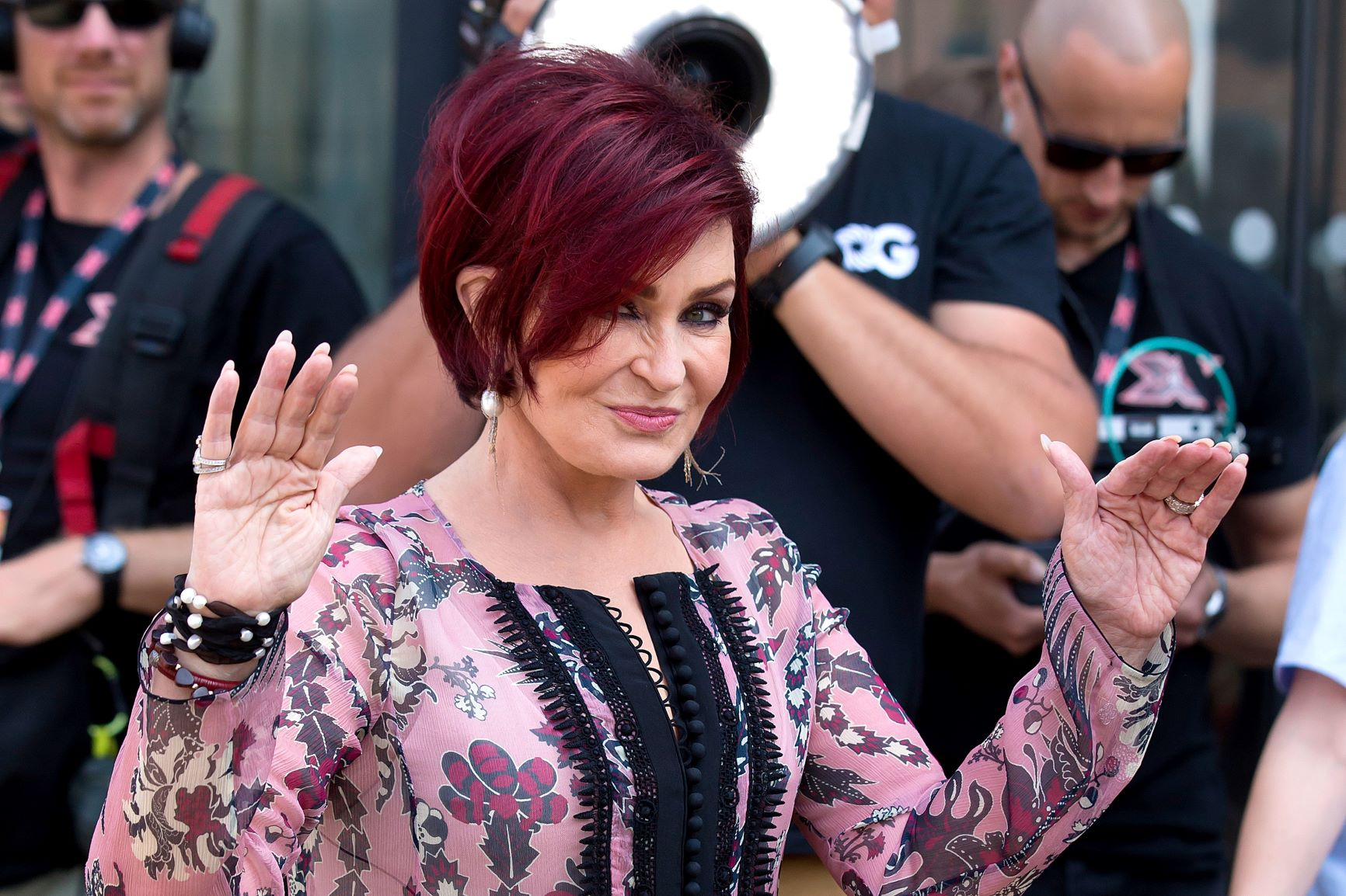 Sharon Osbourne debuts new grey hair: How you can make the transition