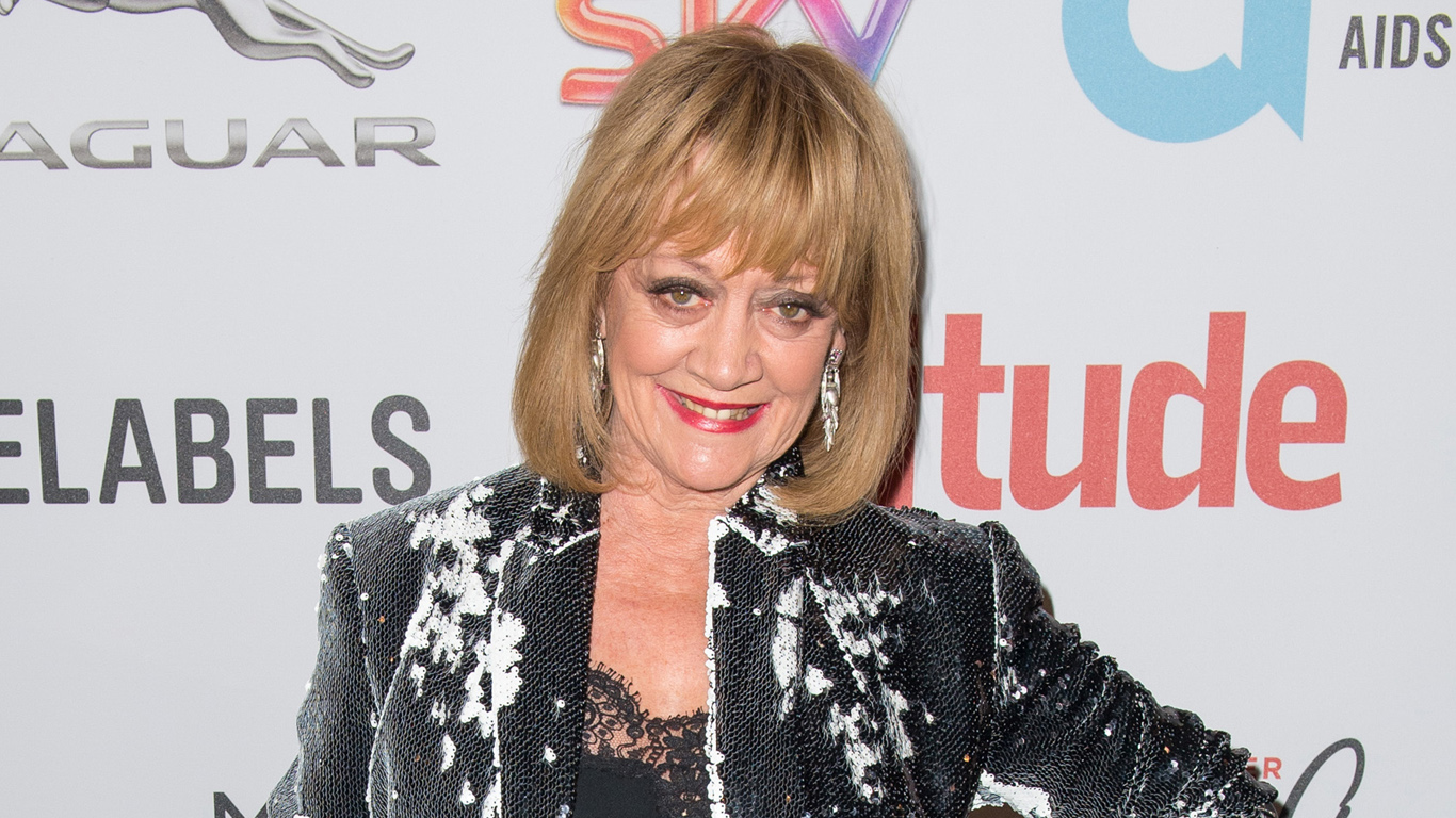Five minutes with Amanda Barrie: Love, work and ageing well