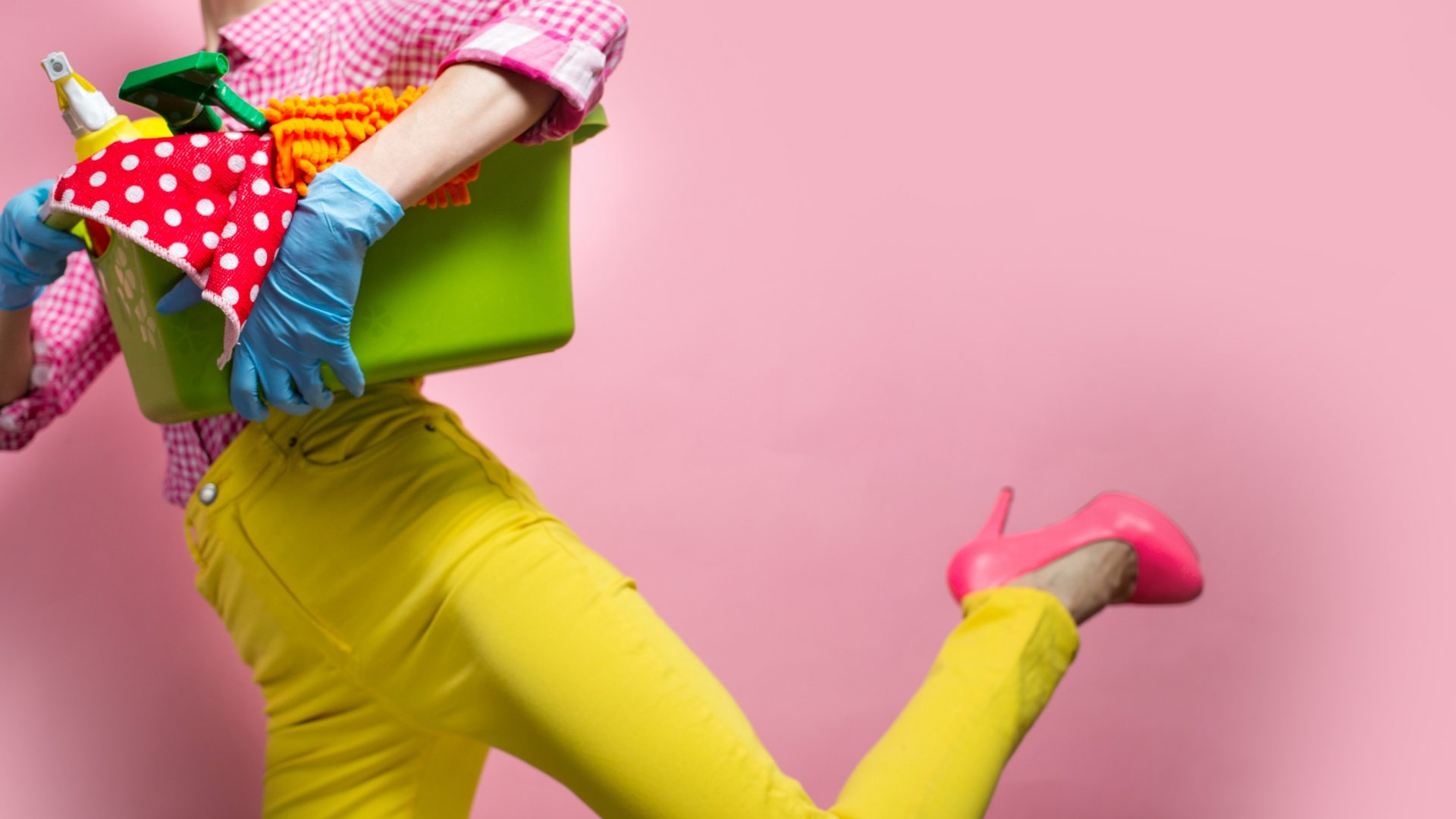 Why spring cleaning is good for your mental health