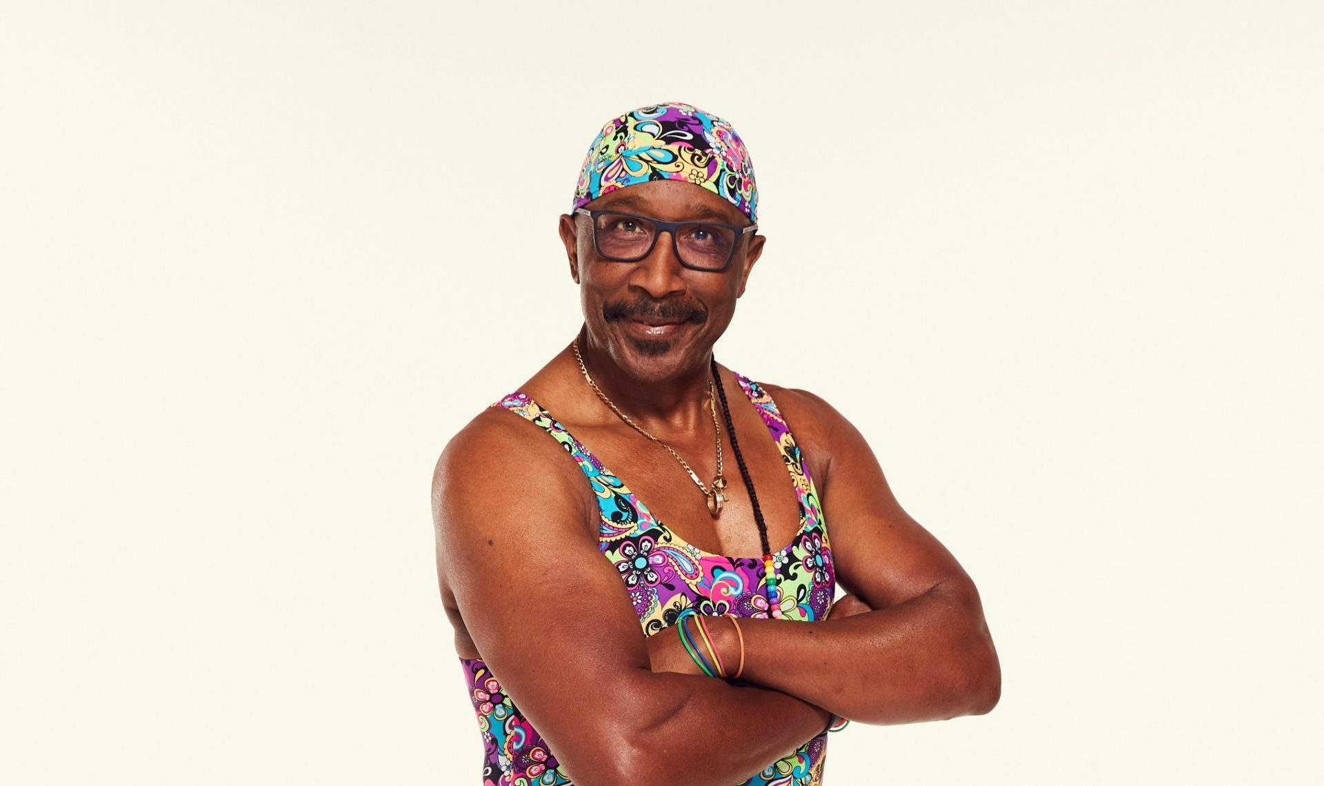 Mr Motivator's six steps for staying mentally and physically strong in lockdown