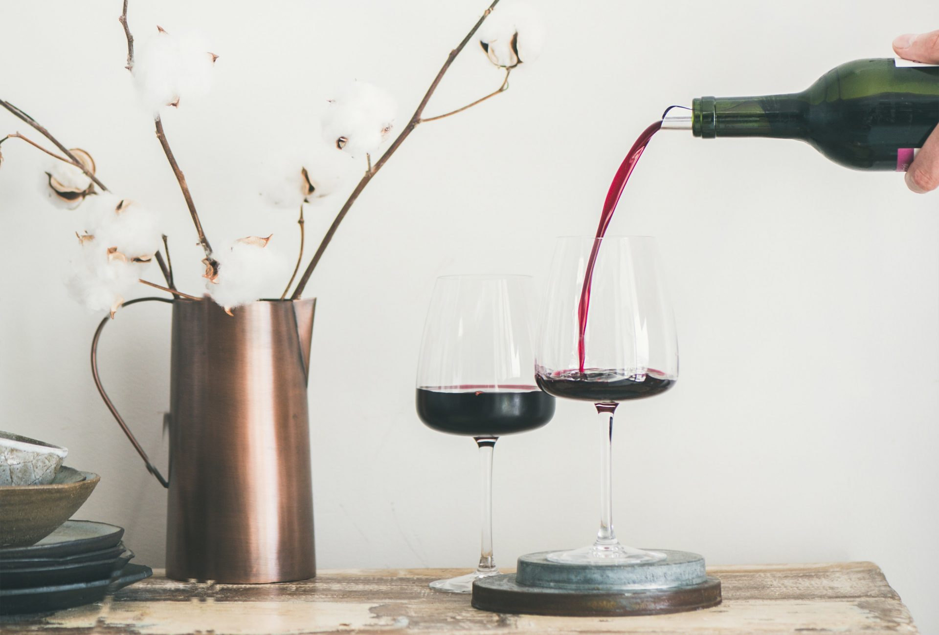 How to hold your own wine tasting at home
