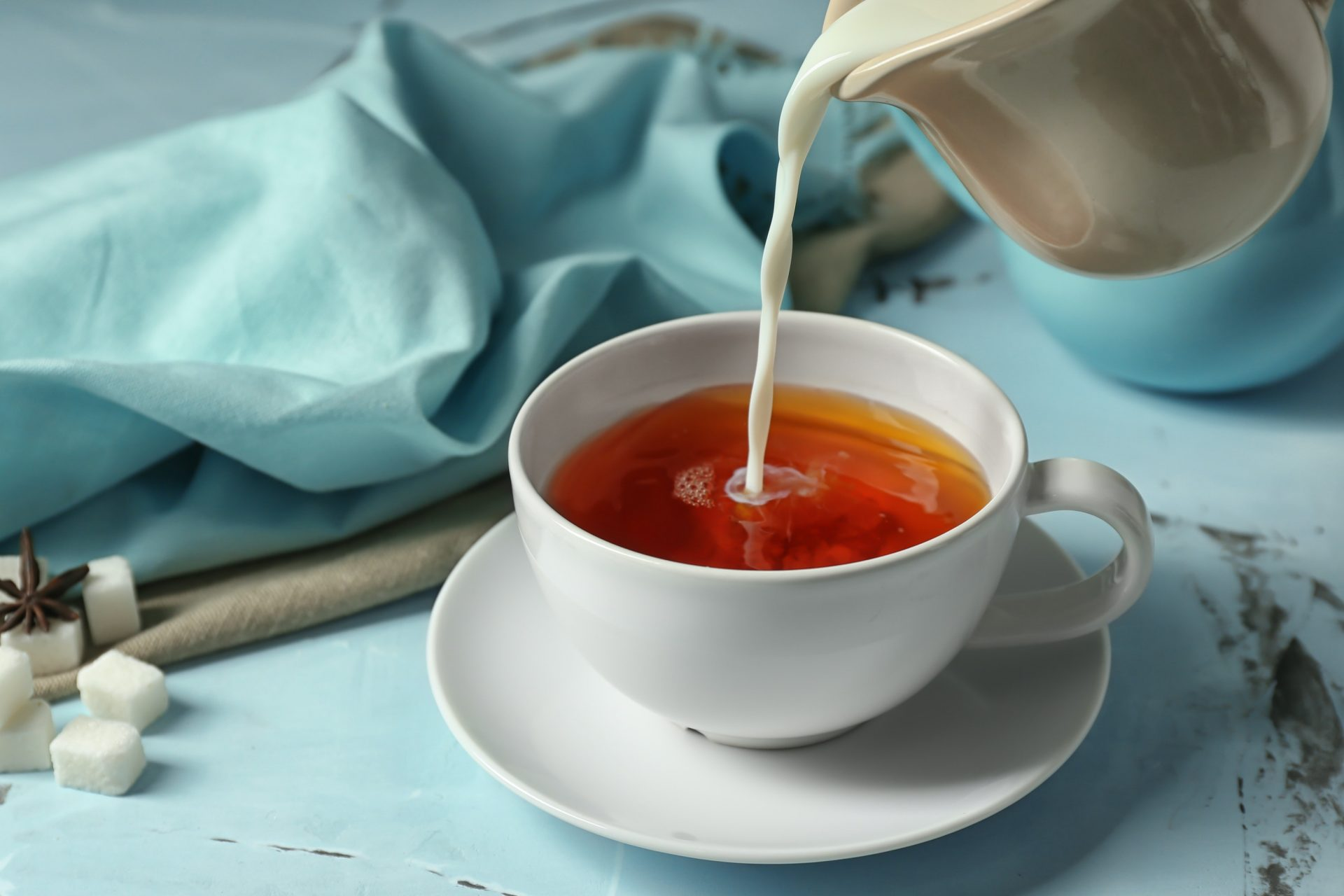 10 signs you're utterly obsessed with tea