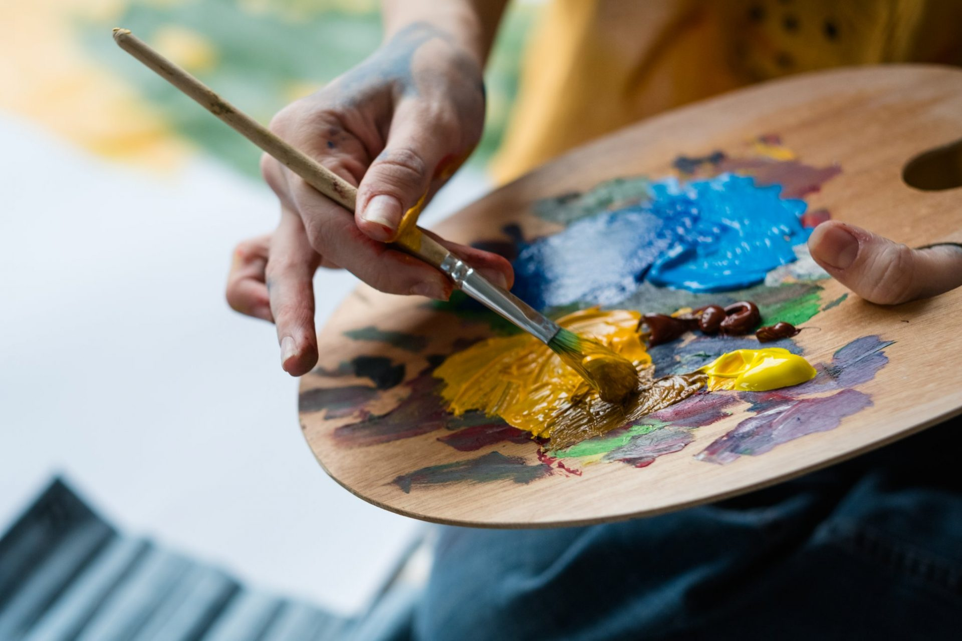 10 calming hobbies to take up now