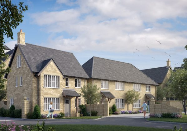 Artists impression Platinum Skies Sherborne