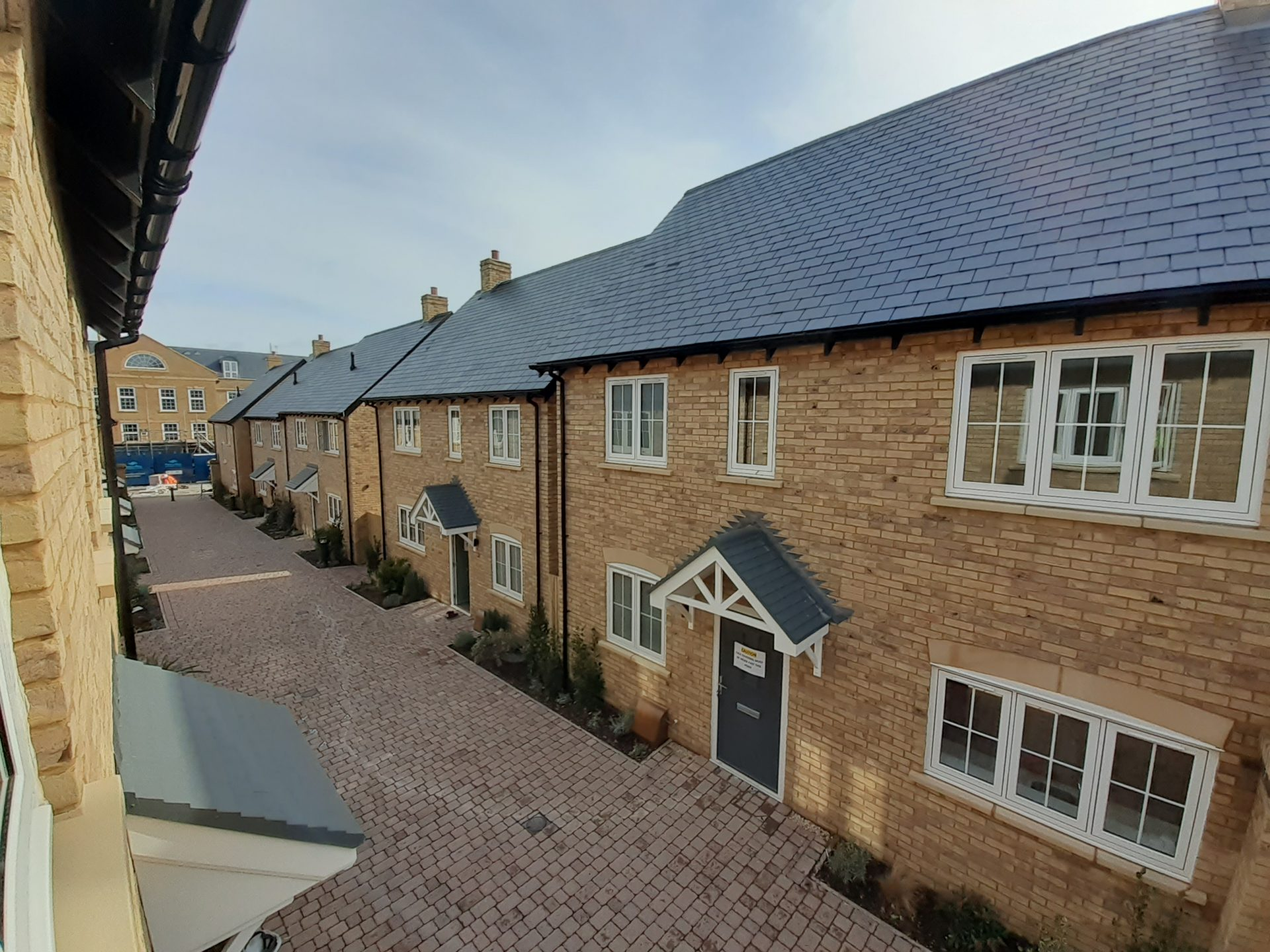 First phase of luxury houses complete in Sherborne over-55s independent-living village